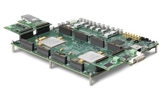 S2C Dual 7V2000T TAI Logic Module