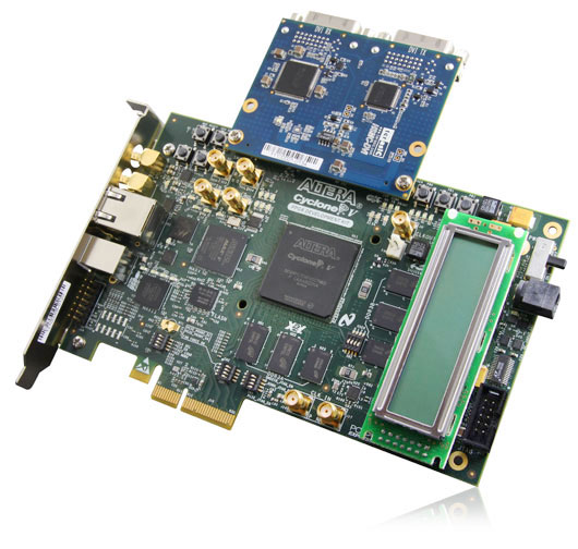 Terasic Cyclone V GX Video Development System
