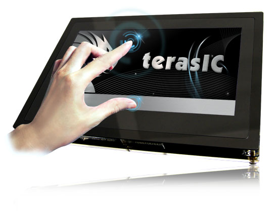Terasic Multi-touch LCD Module(MTL)